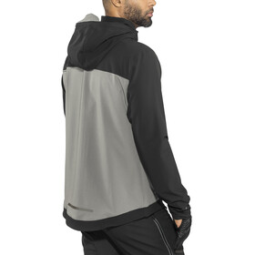 PEARL iZUMi Versa Barrier Jacket Men black/smoked pearl